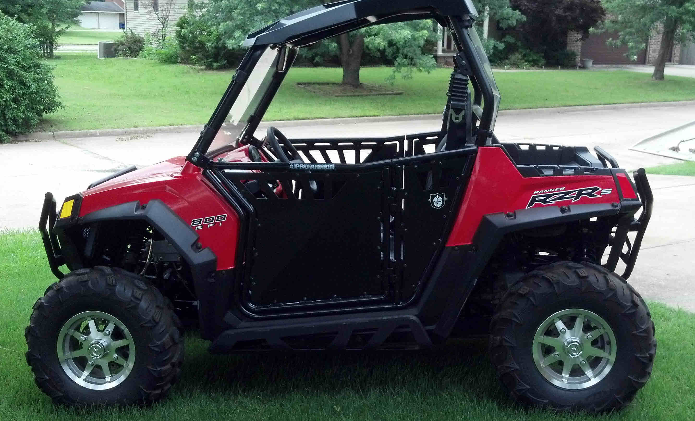 2012 Polaris Rzr S 800 With 2500 In Extras Only 330