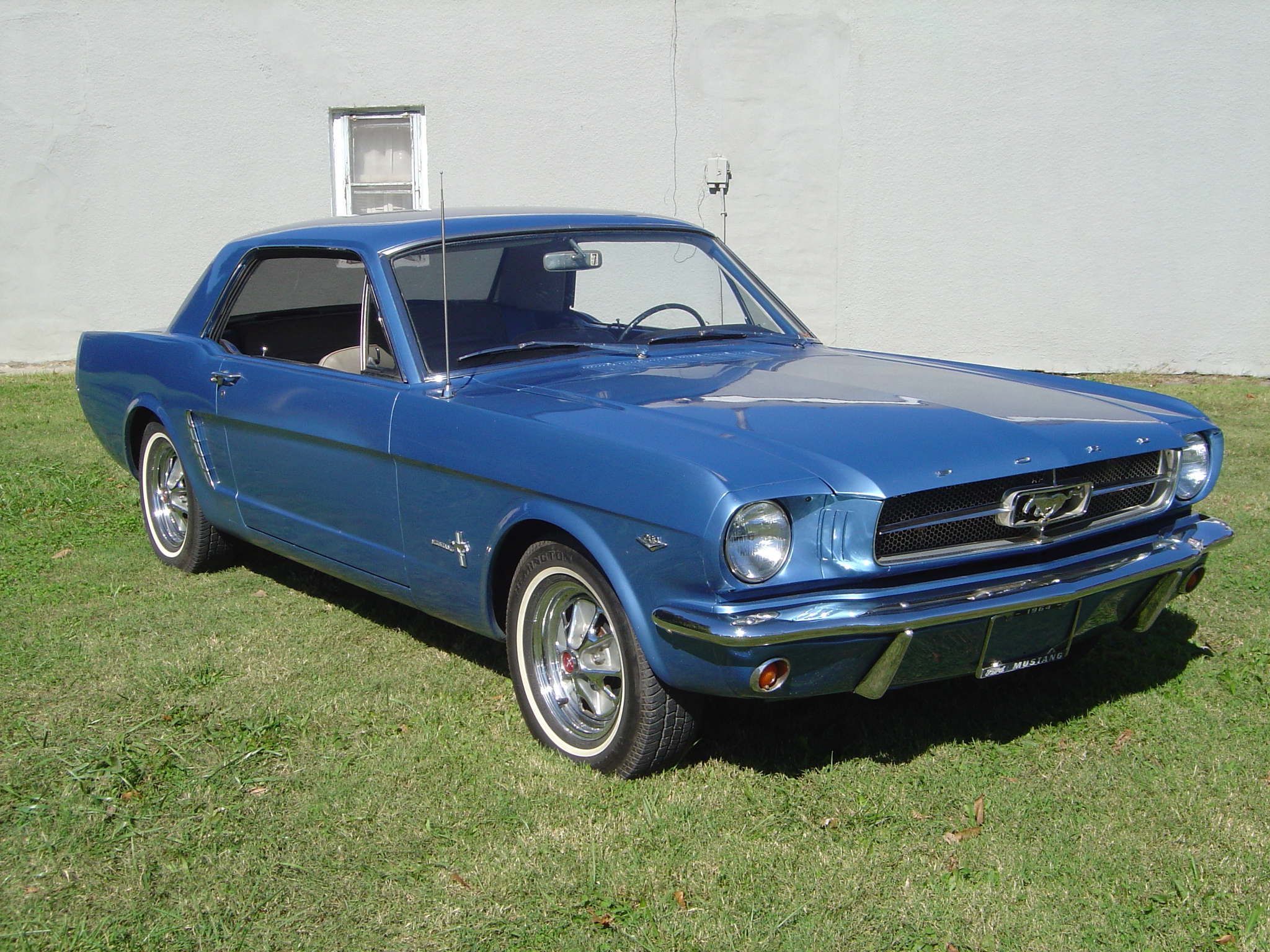 1964 1 2 Ford Mustang